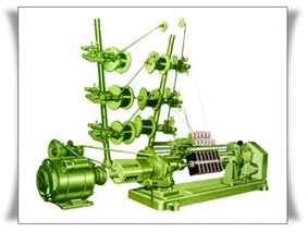 ARMATURE COIL WINDING MACHINE