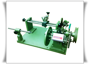 Manual Coil Winder Power Transformer Winding Machine Analog Counter